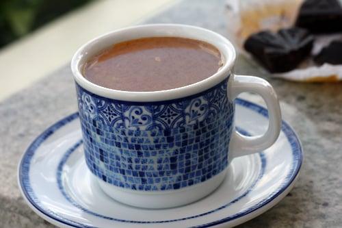 Mexican Hot Chocolate - David Lebovitz