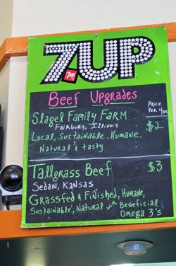edzo's beef upgrades