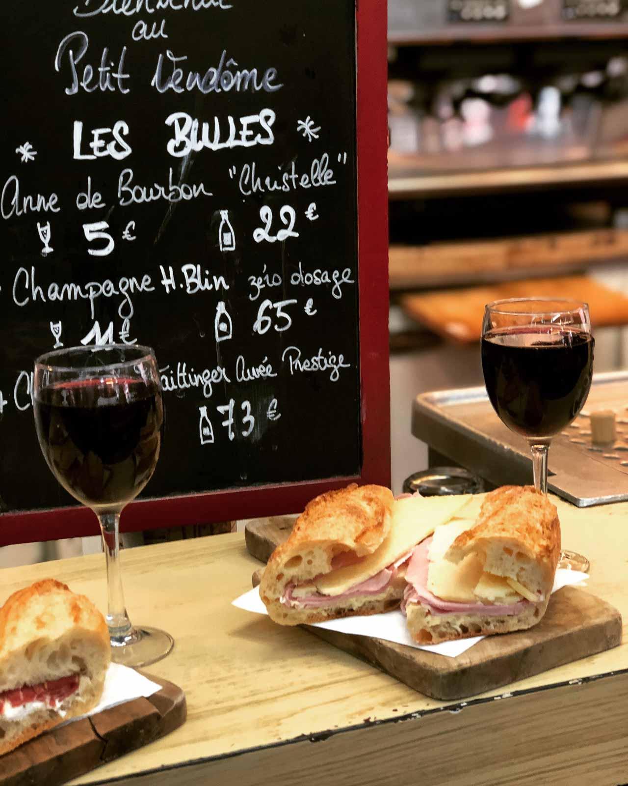 Considered the best sandwich in Paris!