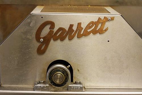 Garrett machine