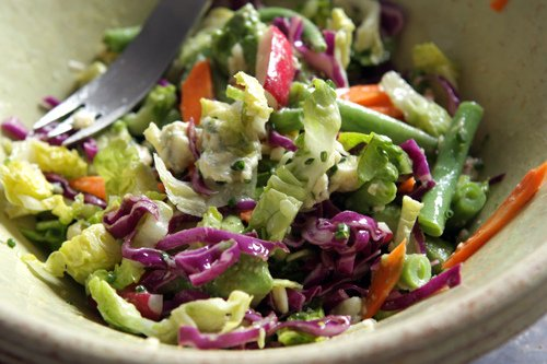 tossed chopped salad