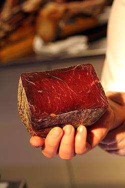 air-dried beef