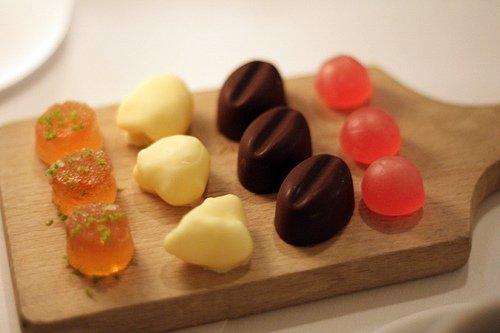 Candies as Marque