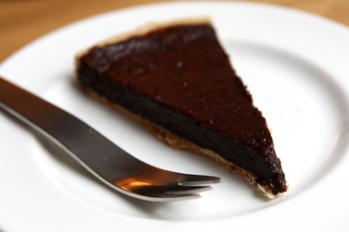 Chocolate Tart Recipe David Lebovitz