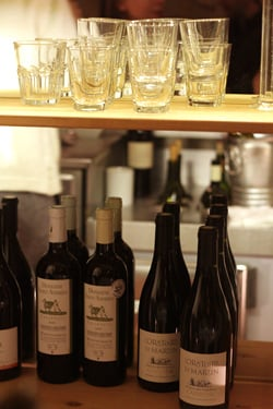 verjus wine bar