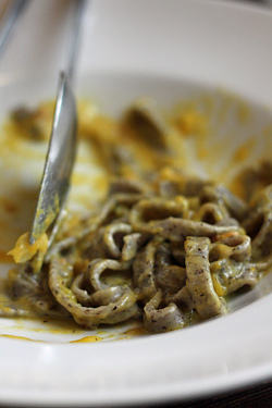 buckwheat cabbage pasta