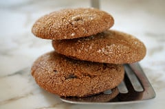 non-fat gingersnaps