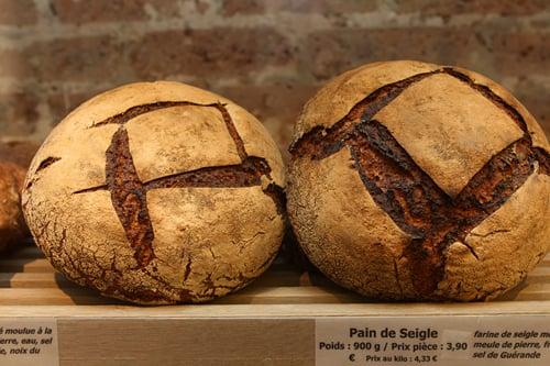 Poilâne rye bread