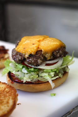 paris cheeseburger