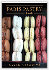 Purchase Paris Pastry Guide from Amazon