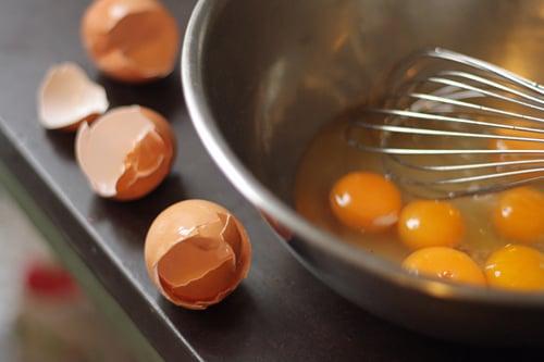 eggs for sabayon