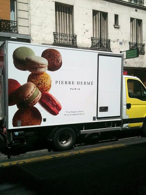 10 Ideas For Food Trucks In Paris David Lebovitz