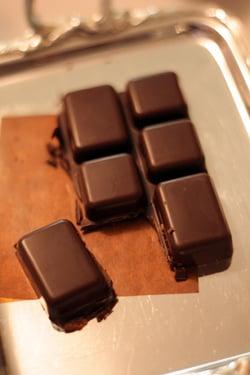 chocolate praline bar