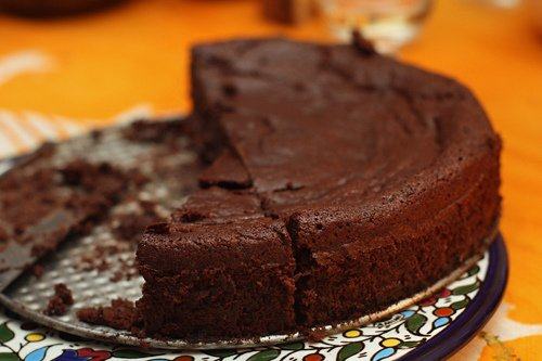Low fat dark chocolate cake recipes
