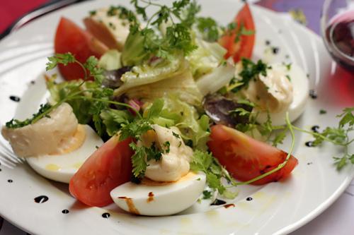 ouefs mayonnaise