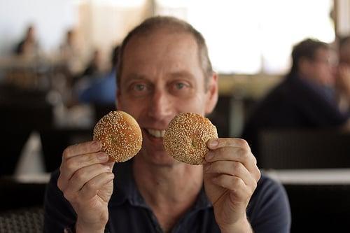 david and bagels