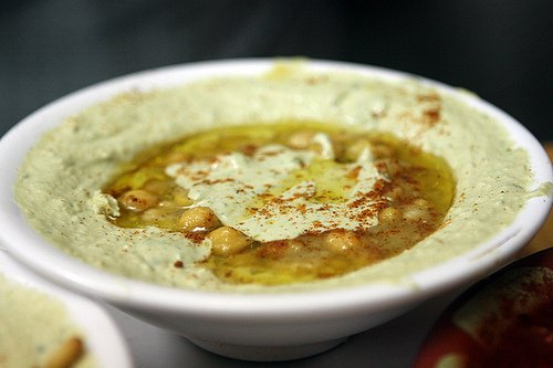 Hummus in Jerusalem
