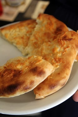 Georgian bread in Jerusalem