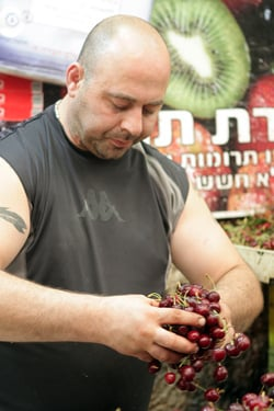 cherry vendor