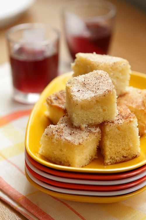 Gooey Cinnamon Cake