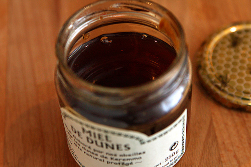 Miel de Dunes French honey