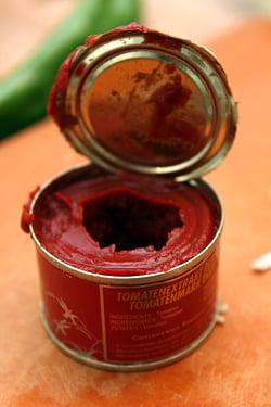 tomato paste for shakshuka