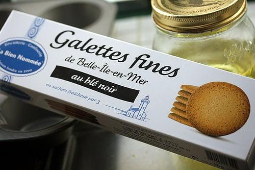 Buckwheat galettes