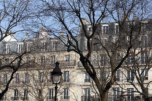 paris - winter