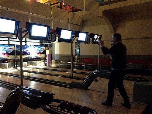 bowling in Paris