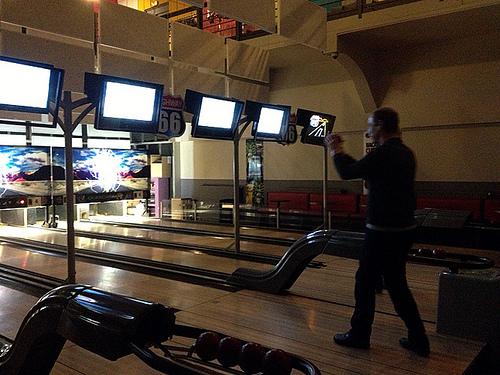 bowling in Paris