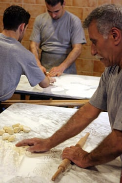 Bakers at work - Ichkhanian