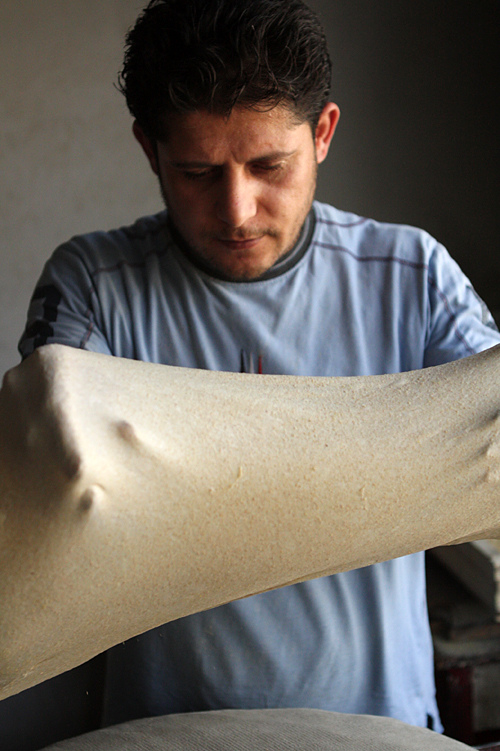 thin lebanese bread
