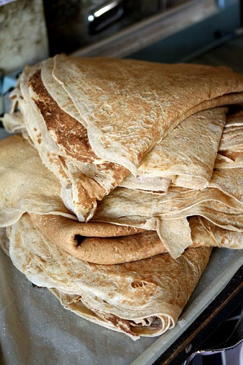 Lebanese breads