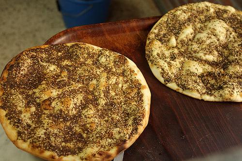 zaatar pastries