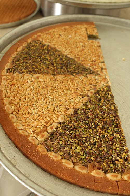 nut pastry
