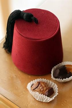 Lebanese chocolates