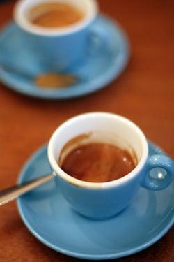 Telescope coffee