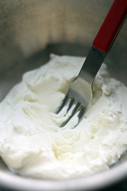 drained yogurt for labneh recipe