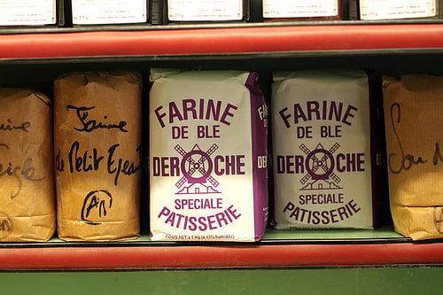 French white flour