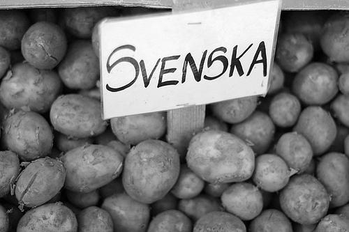Swedish potatoes