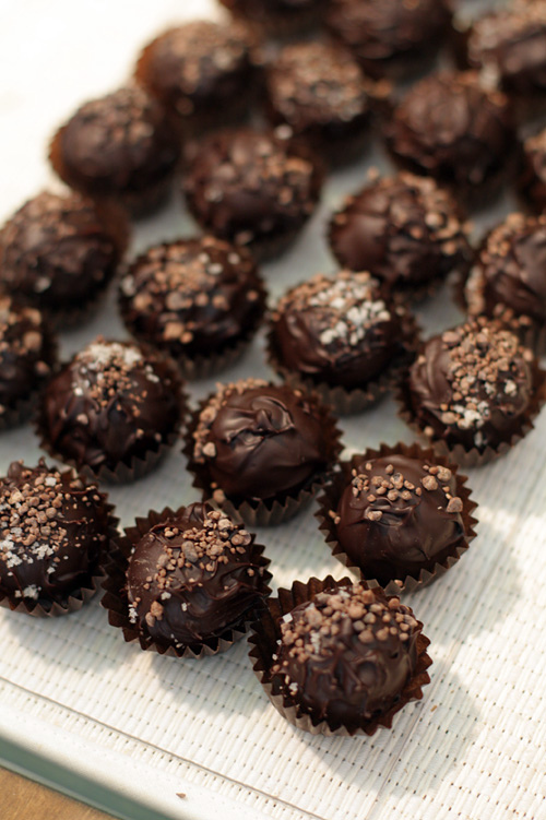 caramels at Chokladfabriken