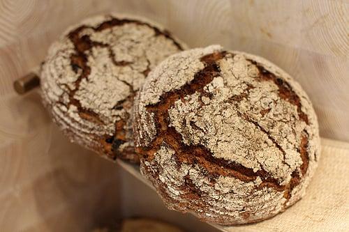 "Swedish ""health"" bread"