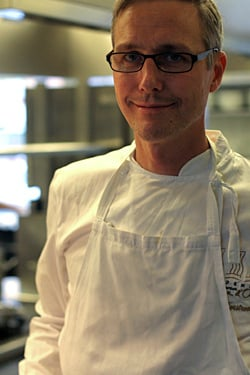 chef at Lux