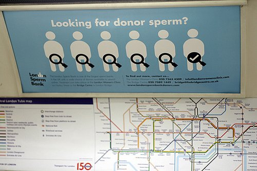 looking for donor sperm?