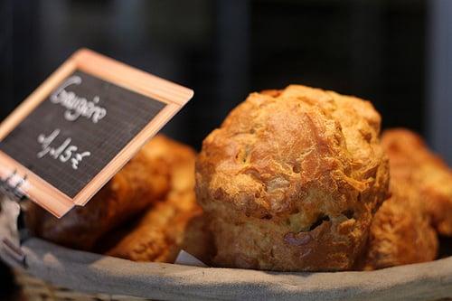 gougere bakery