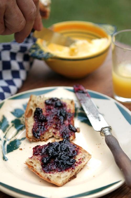 blackcurrant jam recipe