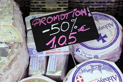 La Coop: Beaufort Cheese Cooperative in Paris