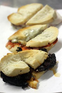 tapas sandwiches