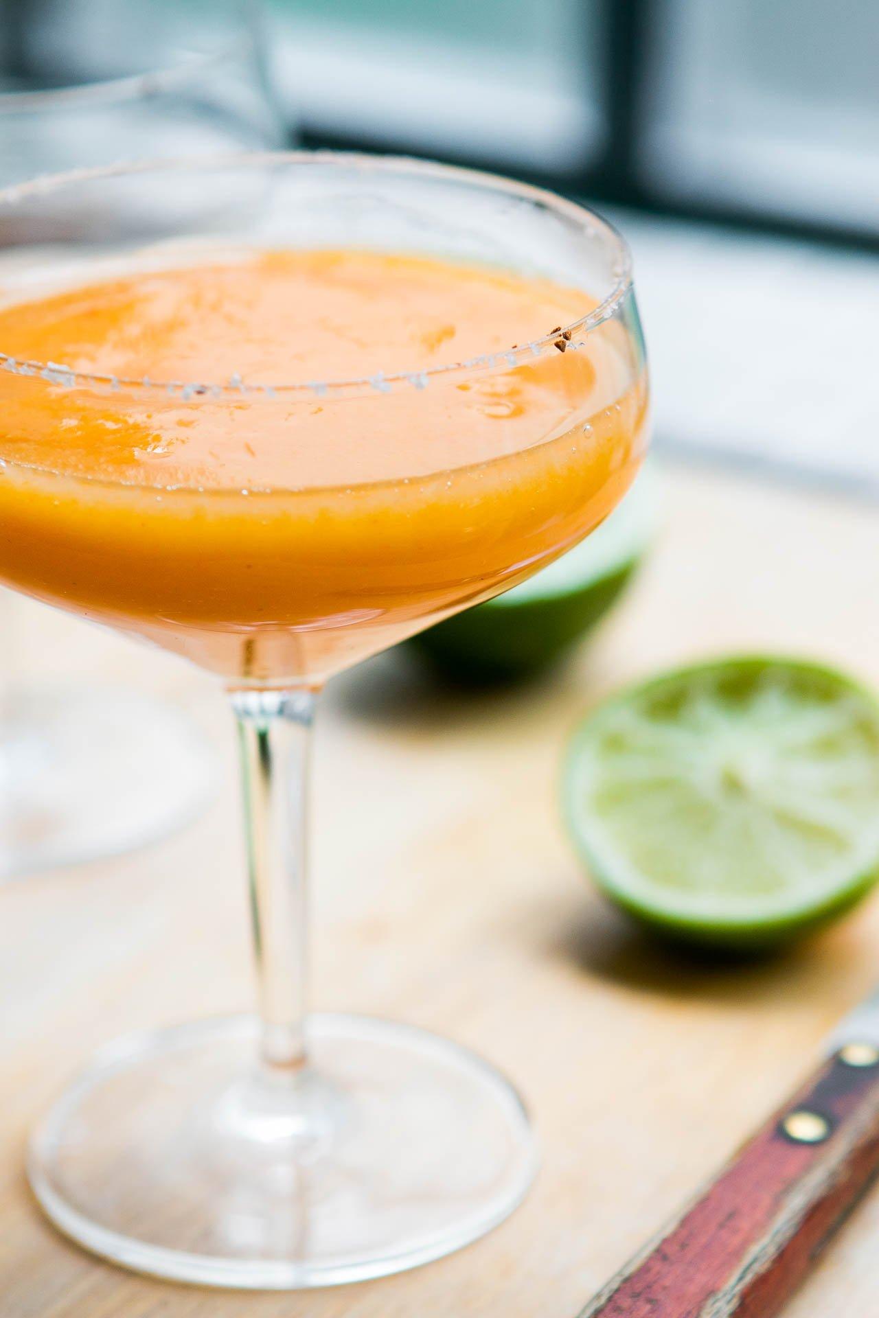 Persimmon Margarita