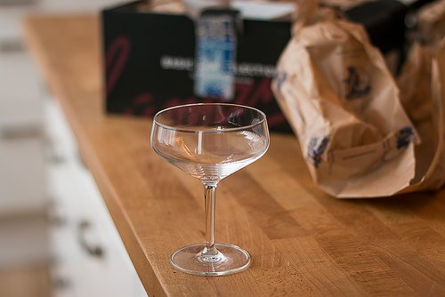 Toronto Cocktail glass